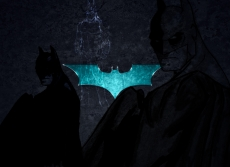 Dessin Batman : The Dark Knight de FRYK