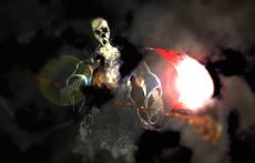 Dessin La Mort de Skyrihell