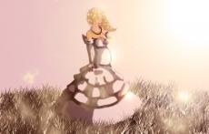 Dessin Marie enceinte de Skyrihell