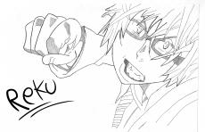 Dessin Tageki de bakuman :) de ArekuRekku