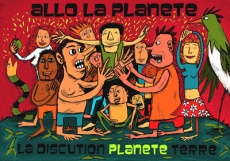 Dessin Allo la planete de Tavar