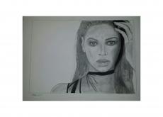 Dessin Beyoncé de Cyril2001
