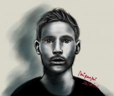 Dessin Portrait 2 de Miraami