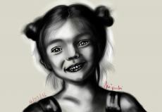 Dessin Portrait 3 de Miraami