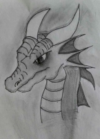 Dessin Dragon de Janice_in_Wonderland