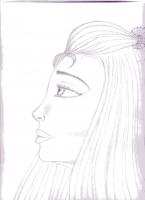 Dessin Femme de Princesserosia