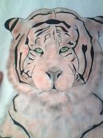 Dessin Un tigre de Princesserosia