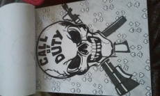 Dessin Call of duty de FioArt