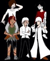 Dessin Draw the squad : The Sins de Kiromo