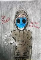 Dessin Eyeless Jack de BridaKagamiku