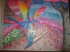 Dessin Oiseau de Godeath000