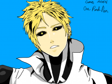 Dessin One Punch Man   Genos de LokywarzDessins