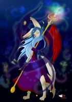 Dessin Neya , the grimmreaper de Erhena