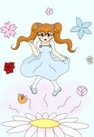 Dessin Fuku Flowers ? de Emethyste