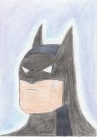 Dessin Batman de Nimimura