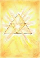 Dessin La Triforce de Nimimura