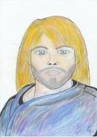 Dessin Portrait d'homme de Nimimura