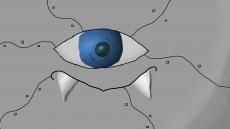 Dessin Oeil fantastique de Emigab