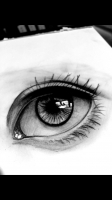Dessin Realistic eye 2 de Niagara