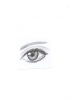 Dessin EYE de Draw__art__