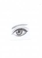 Dessin EYE de Draw__art__