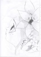 Dessin Portrait 1 de Draw__art__