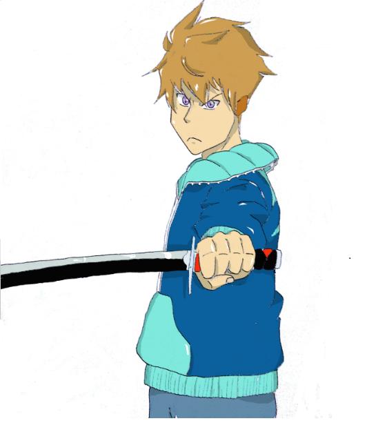 Dessin Kohitsuji de Pendragon