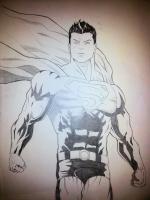 Dessin Super Heroic de Dclimaxb