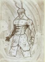 Dessin Ryu bis de Dclimaxb