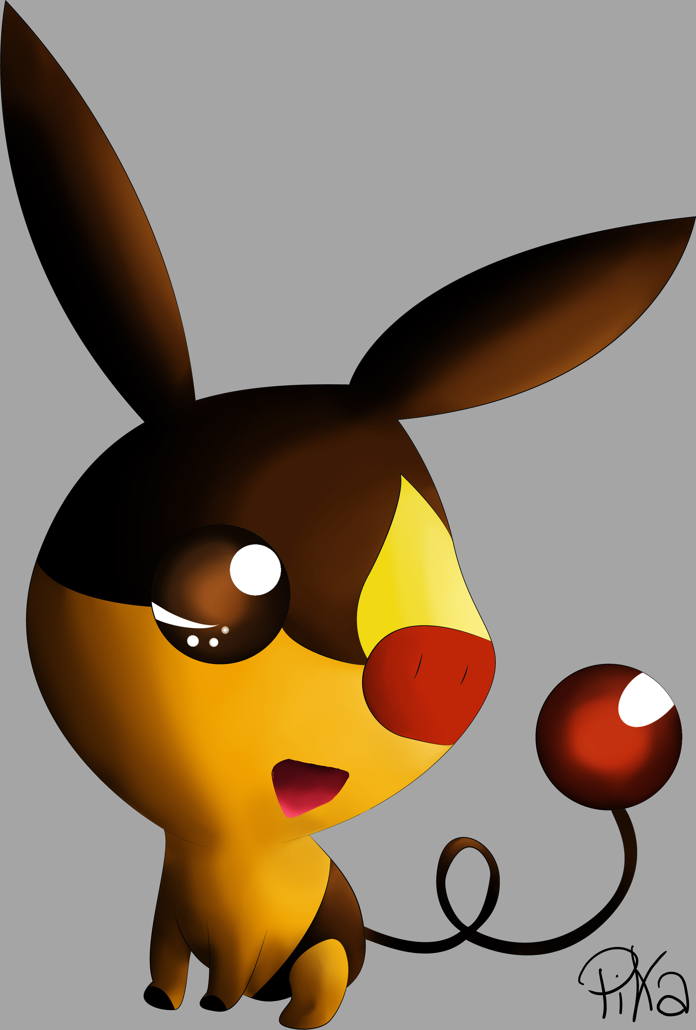 Dessin Gruikui de Pikachette59