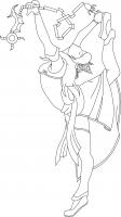 Dessin Diao chan de Pikachette59