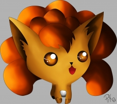 Dessin Goupix :) de Pikachette59