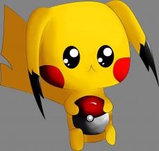Dessin Pikachu de Pikachette59