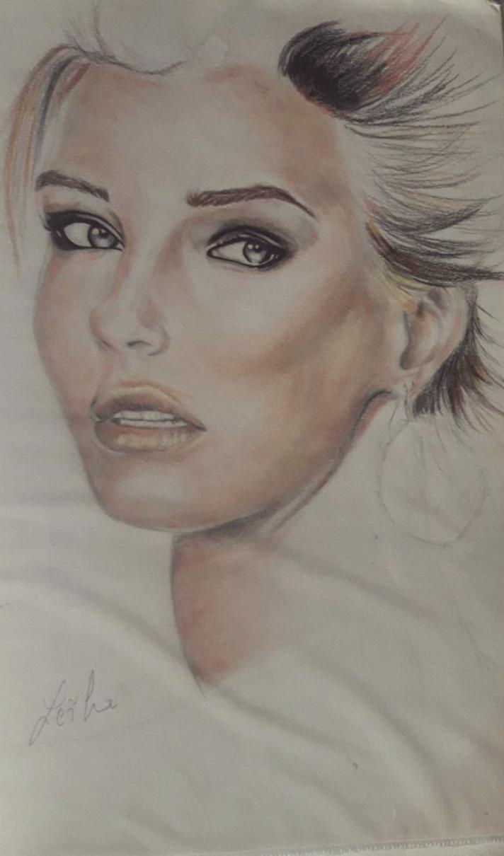Dessin My drawing de Najat