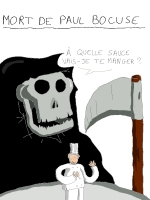 Dessin Paul Bocuse de Boutade_illustre