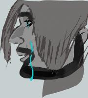 Dessin La larme de Shinji789