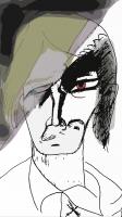 Dessin Le monstre émotionnel de Shinji789