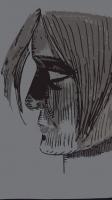 Dessin Melancolia de Shinji789