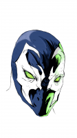 Dessin Spawn Visage de VenDricKs