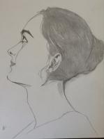 Dessin Portrait de AsterAtria