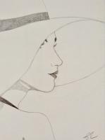 Dessin Sketch de AsterAtria
