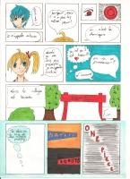 Dessin BD ,manga de Kizla