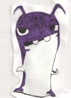 Dessin Slug araignée de Kizla