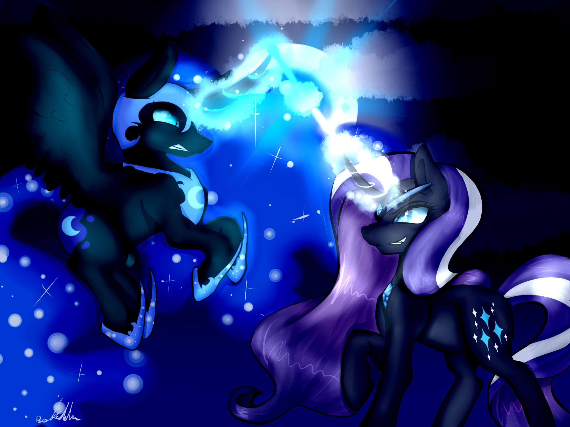 Dessin Nightmare Fight! de Crazy_Surprise