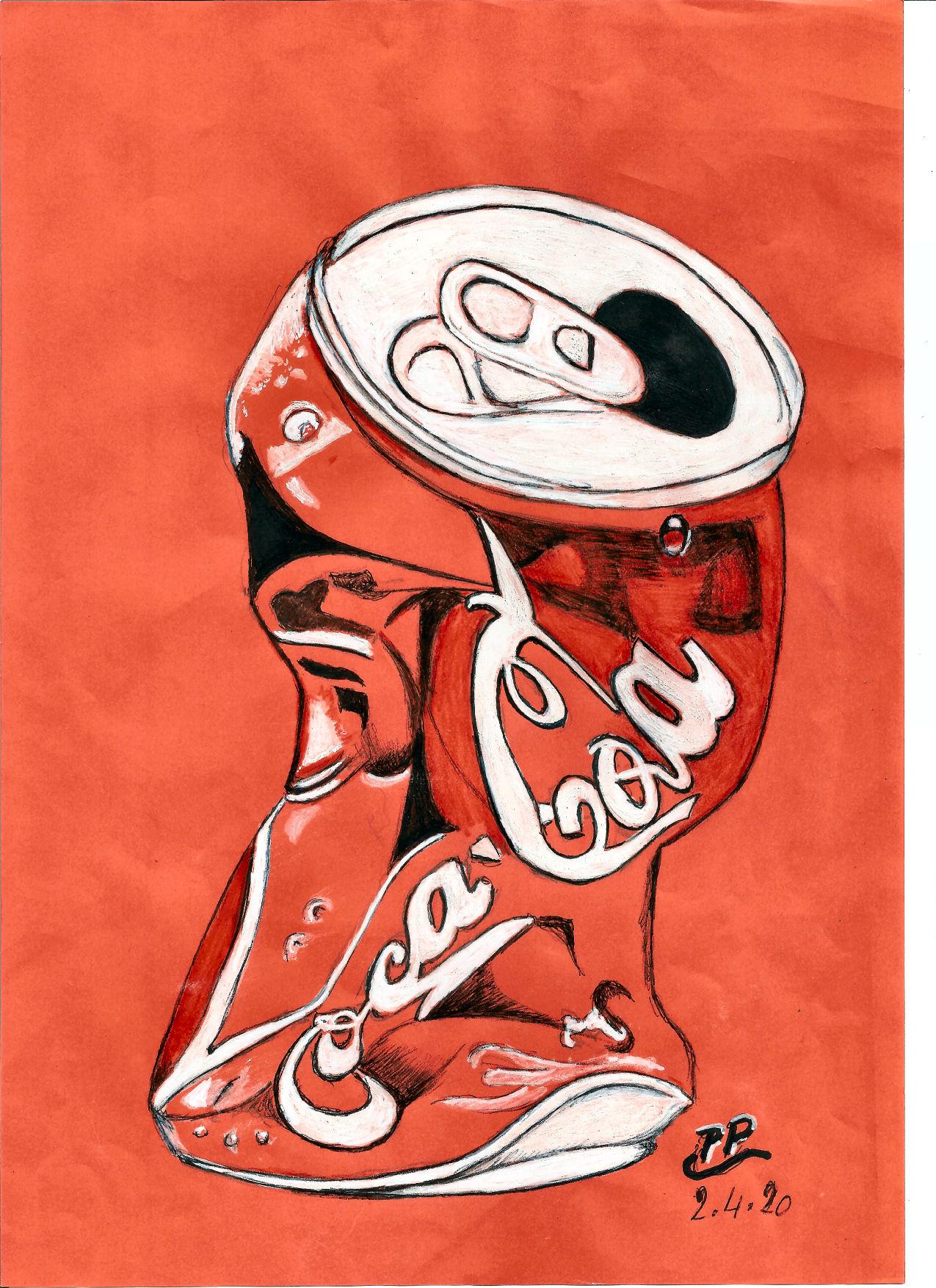 Dessin Cola de Patoux