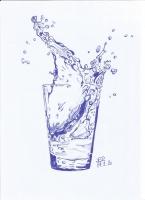 Dessin Histoire d'eau de Patoux