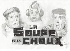 Dessin La soupe de Patoux