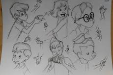 Dessin Garçons   Disney de FannyDraw