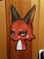 Dessin Goupilou   Pokémon de FannyDraw