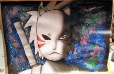 Dessin Kakashi   Naruto de FannyDraw